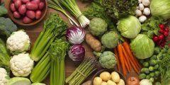 الـ الخضروات الـ 14 الأكثر صحة في العالم