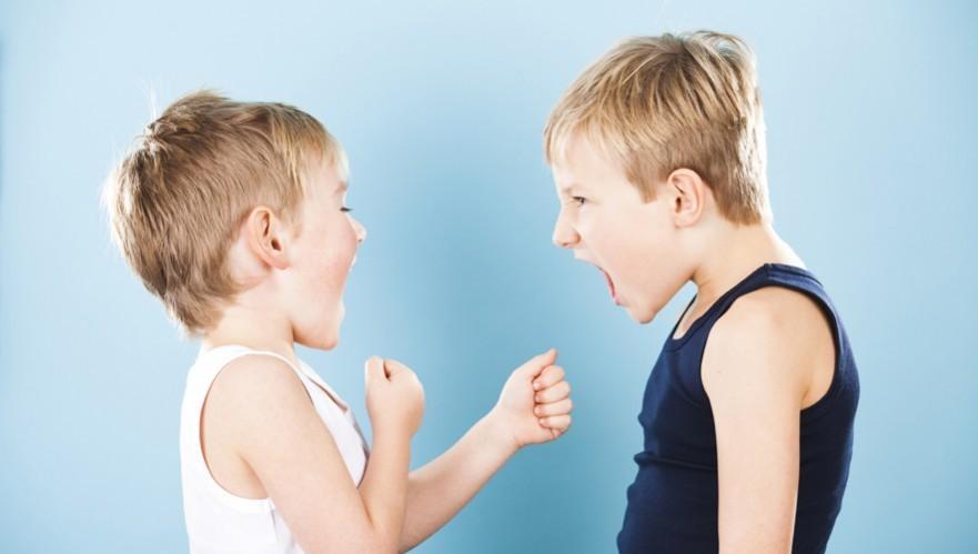خلافات الأطفال