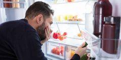 كيفية التخلص من الرائحة السيئة في الثلاجة بعدة خطوات سهلة
