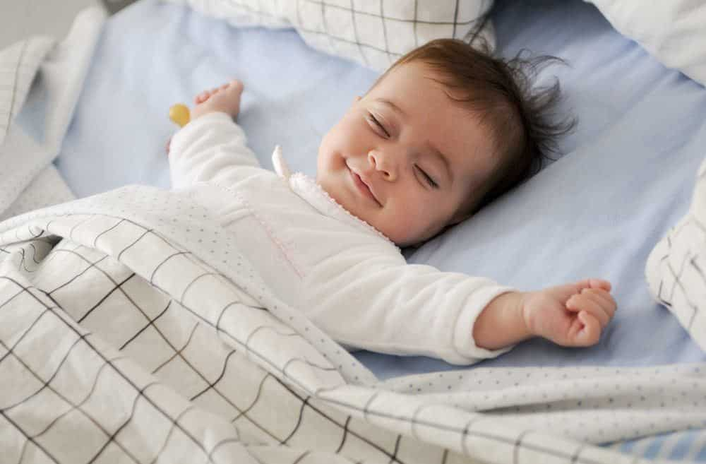 طفل نائم. ما هو النوم؟
