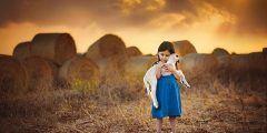 الحب غير المشروط للطفل