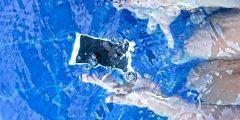 ماذا تفعل في حال سقوط الهاتف النقال في الماء ؟