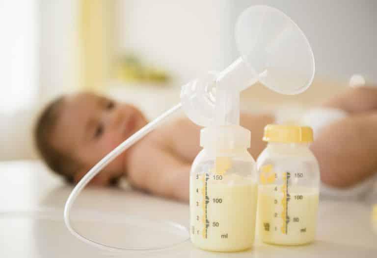 زيادة الدسم في حليب الأم