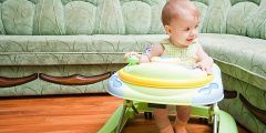 كيفية شراء جهاز مشاية للأطفال