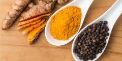 خمسة أسباب صحية للجمع بين الكركم و الفلفل الأسود