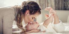 هل الرضاعة الطبيعية تمنع الحمل