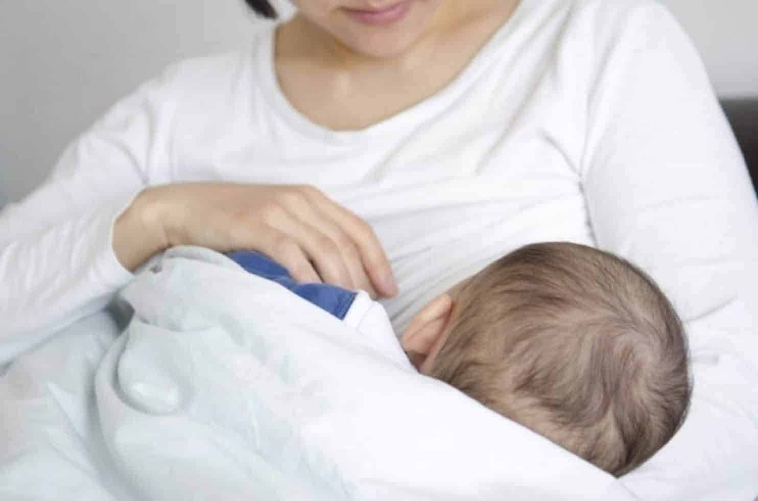 كيفية الرضاعة الطبيعية