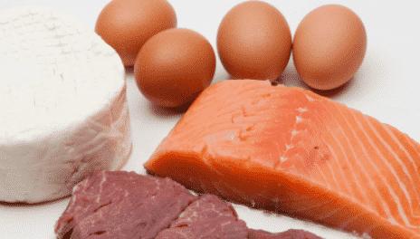 الأطعمة التي تحتوي على فيتامين الكولين