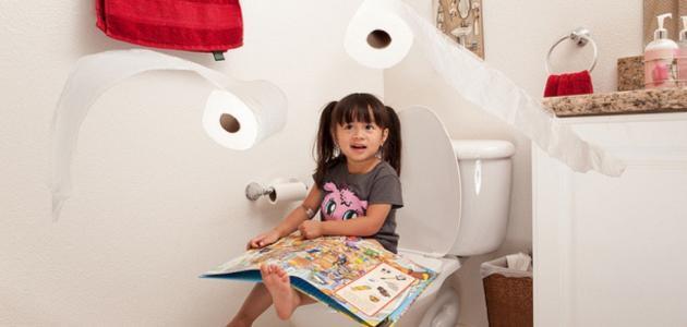 الاسهال لدى الأطفال بعمر ثلاث أعوام