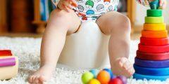 علاج الديدان عند الأطفال الرضع