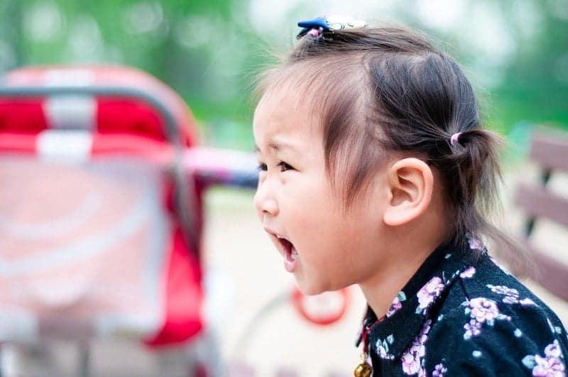 عصبية الاطفال والتعامل معها
