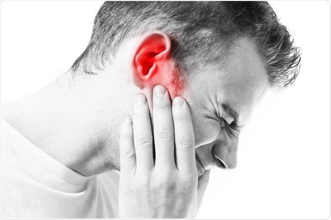طنين الأذن المتواصل وعلاجه