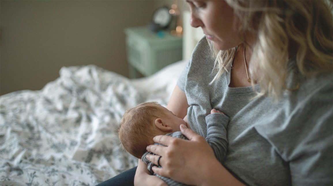 مدد الرضاعة الطبيعية