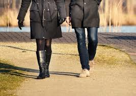 الحب بين الرجل والمرأة
