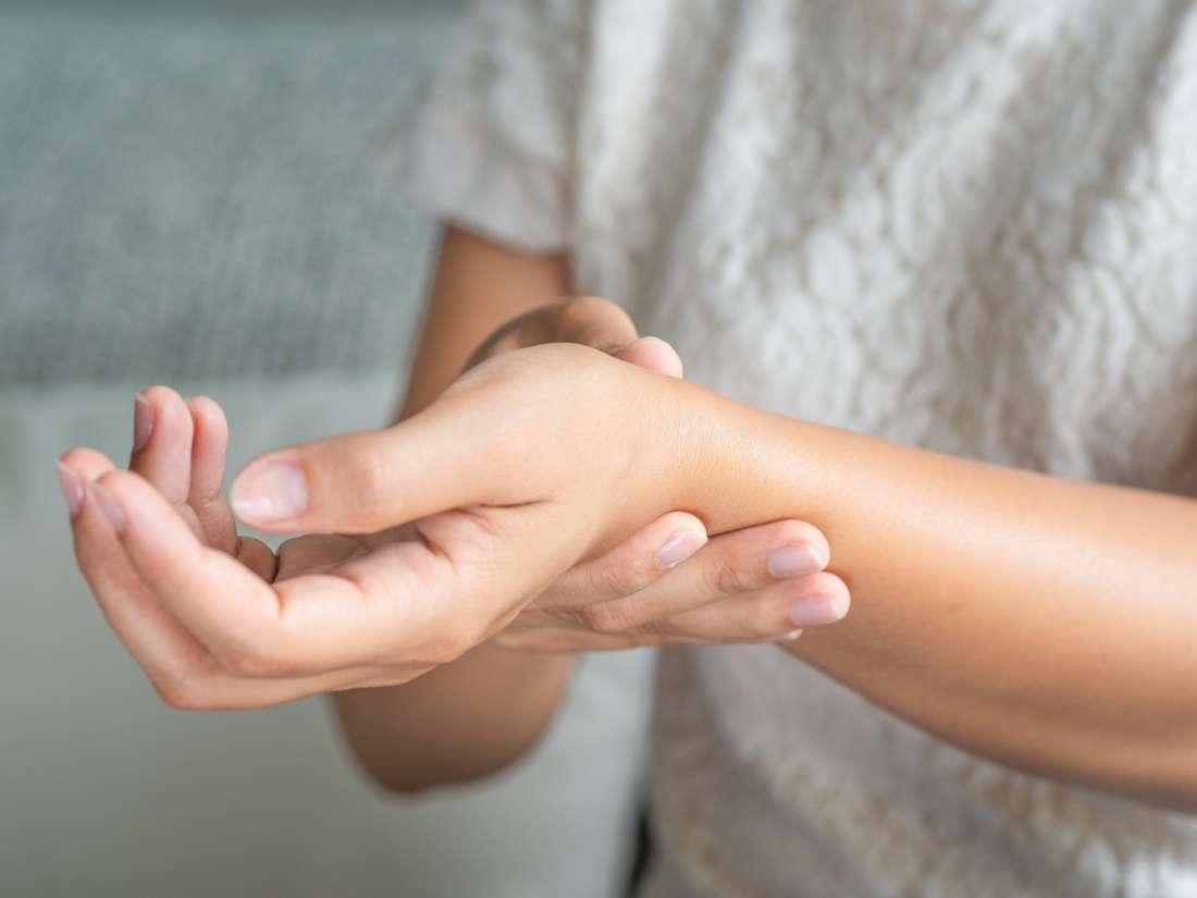 التهاب المفصل الروماتويدي