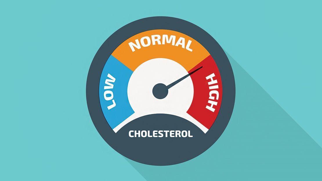 ارتفاع الكوليسترول في الدم