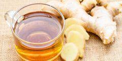 أضرار الزنجبيل و شاي الزنجبيل