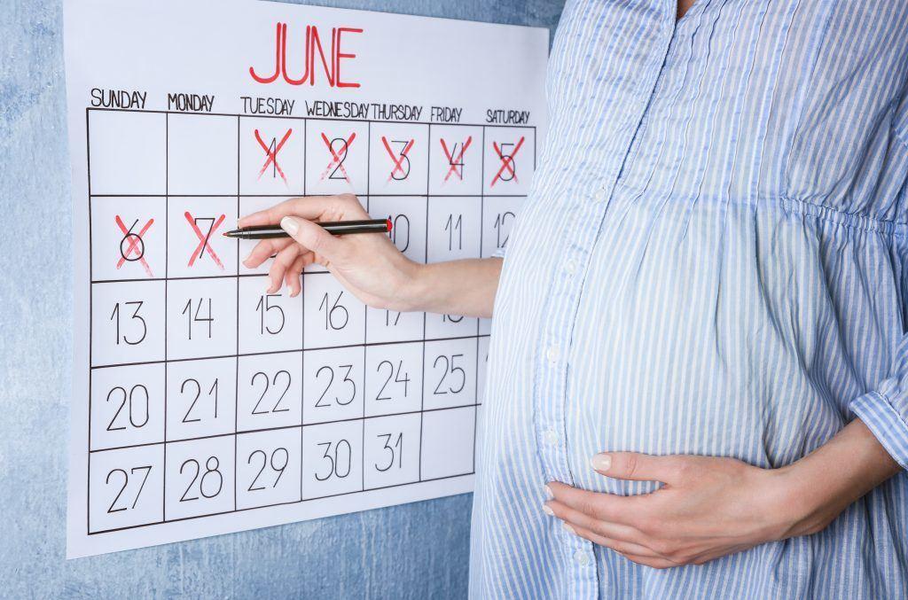 حساب موعد الولادة بالجماع