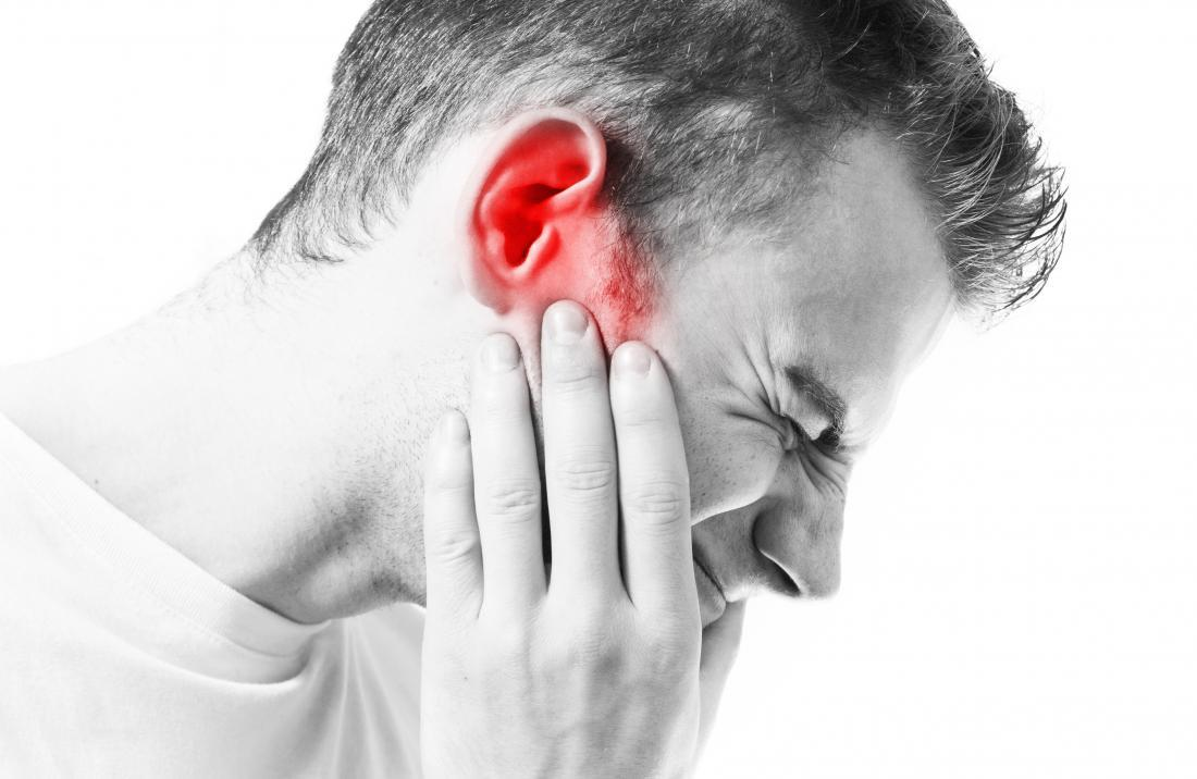 مدة علاج التهاب الأذن الوسطي