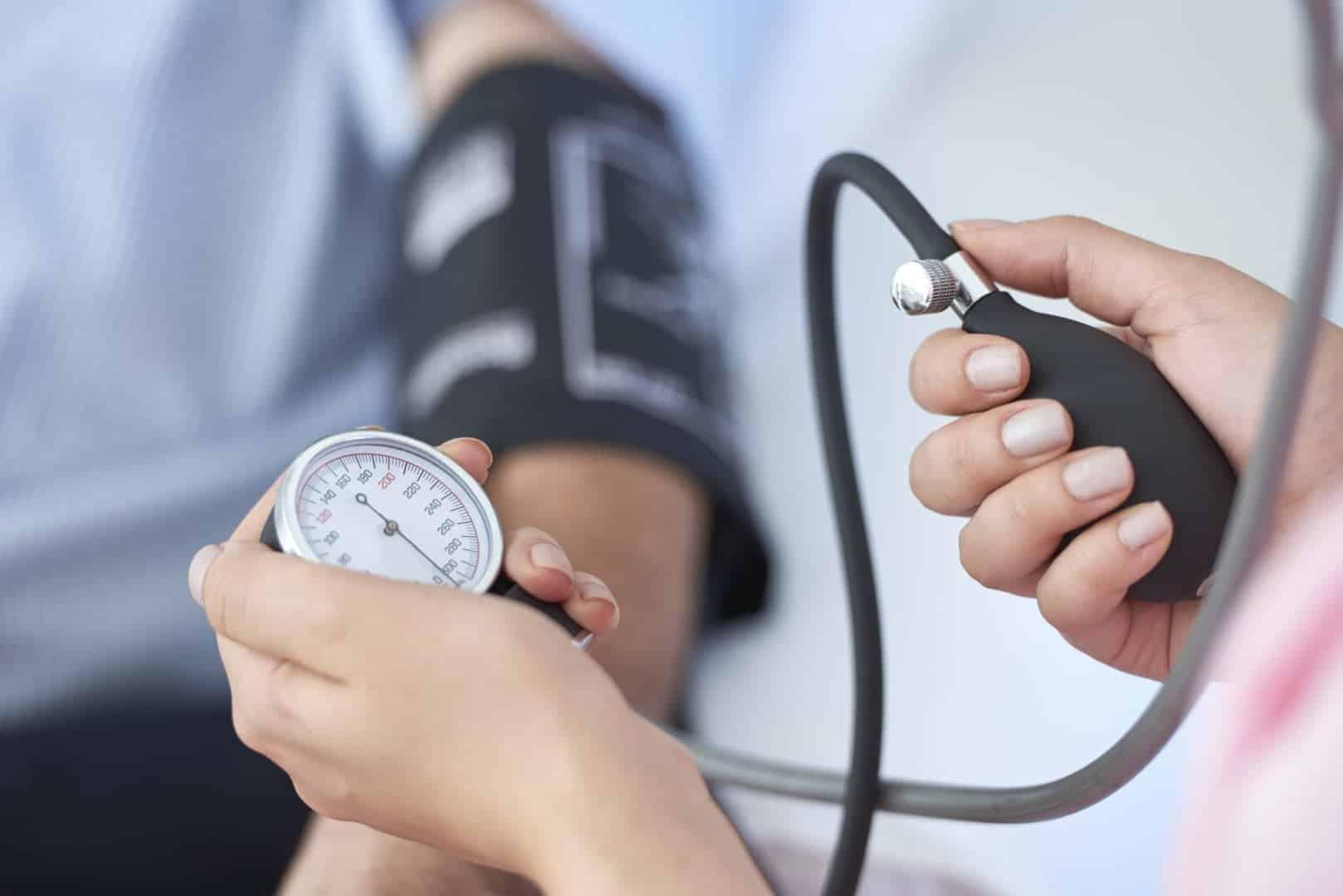 ارتفاع ضغط الدم المفاجئ