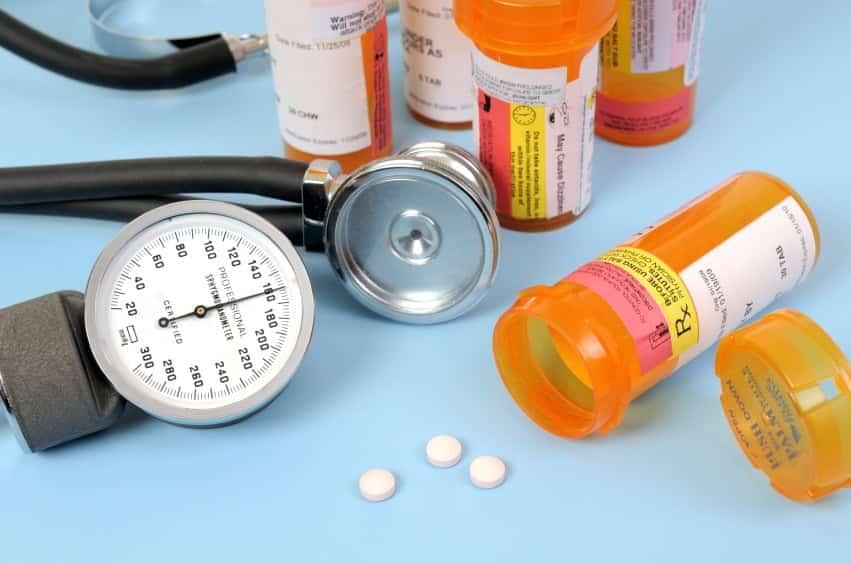 الآثار الجانبية لأدوية الضغط المرتفع