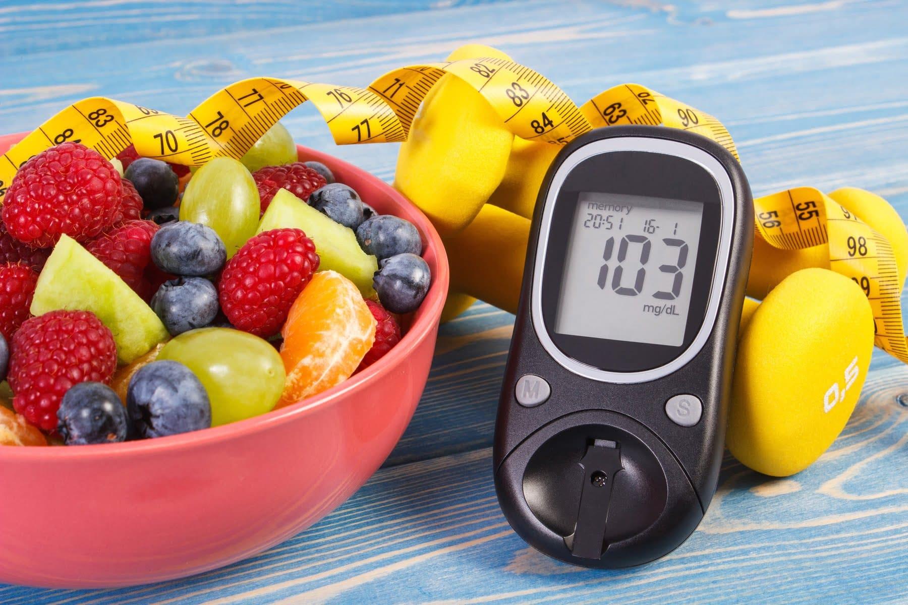 سبب ارتفاع السكر بدون أكل