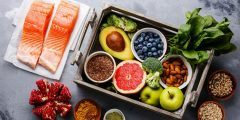 نظام غذائي لمرضي السكر النوع الثاني