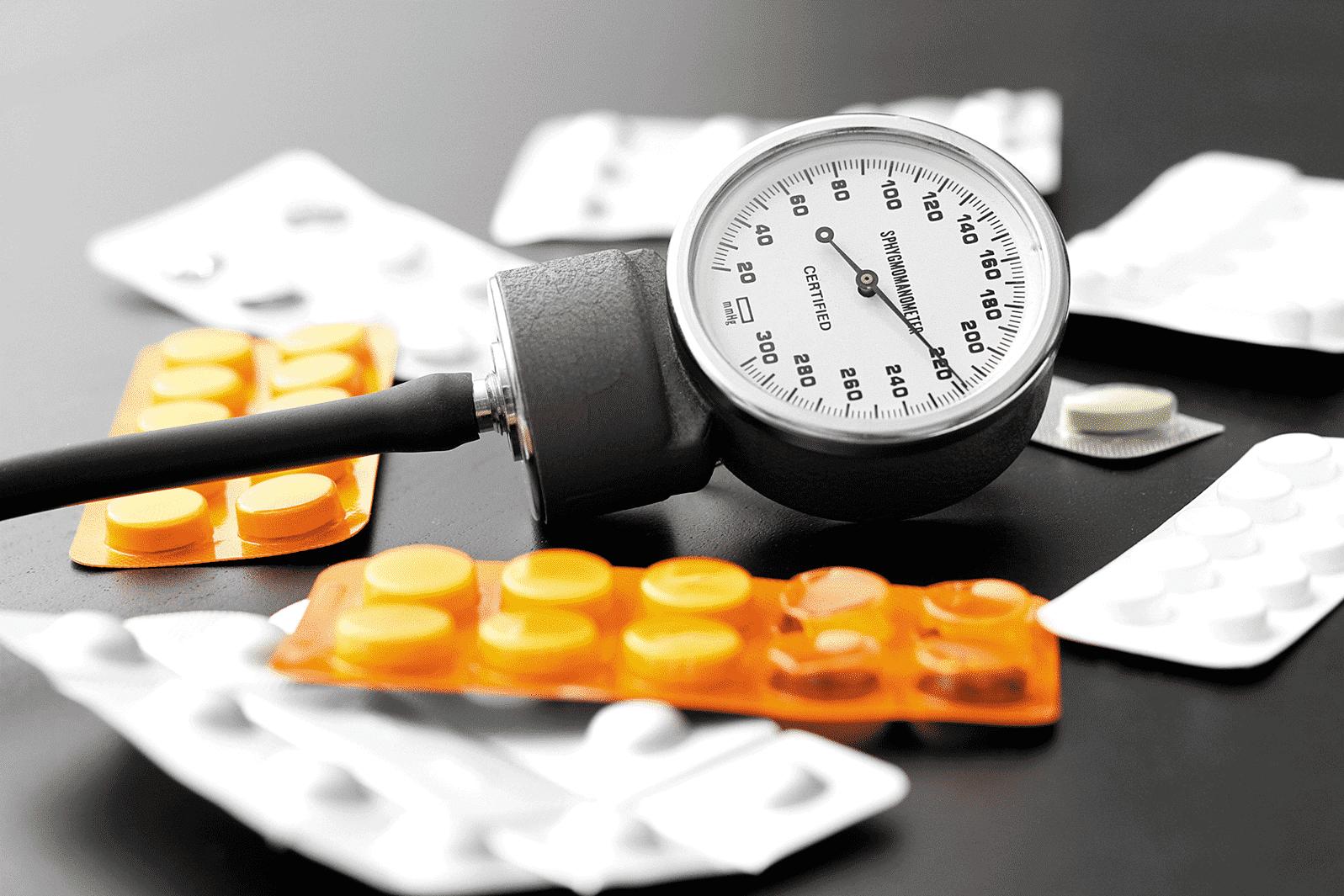 علاج هبوط الضغط المفاجئ