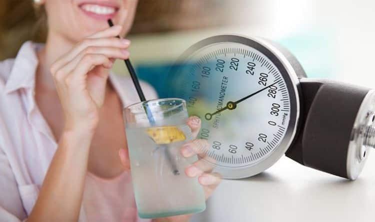 خفض ضغط الدم من خلال المشروبات