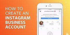 كيفية عمل حساب تجاري على الانستغرام
