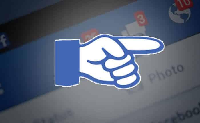 هل النكز في فيسبوك يلغي الحظر