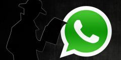 هل يمكن التجسس على محادثات الواتس اب