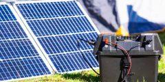 بطاريات الطاقة الشمسية وكيفية اختيارها