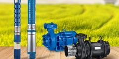 كيفية اختيار موتور المياه المناسب