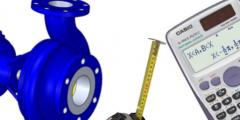 كيفية حساب قدرة موتور المياه